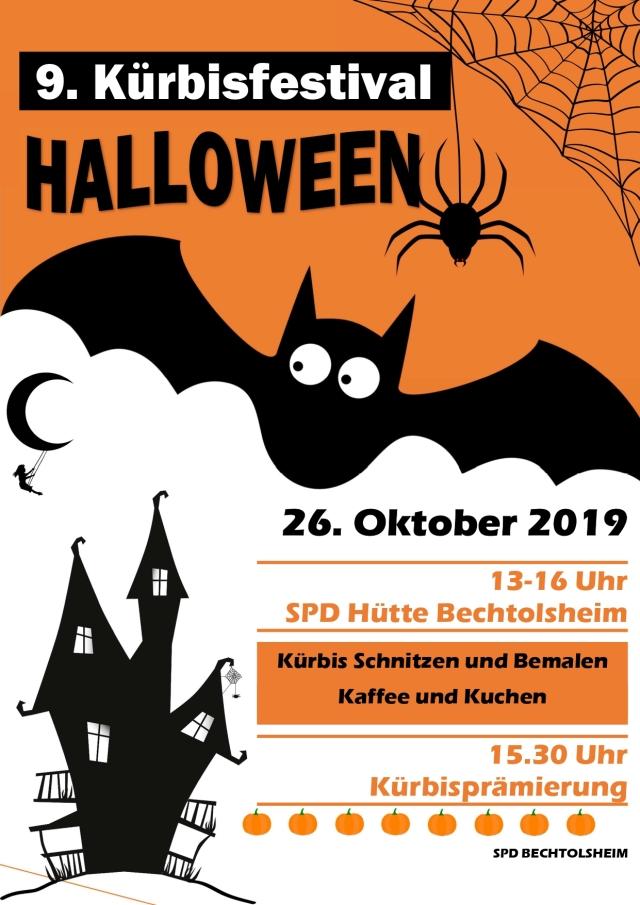 Kürbisfest Flyer 1.0